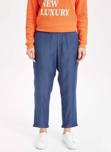 DeFacto Pantolon Mavi